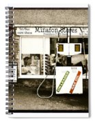 Resist Change - Village Shop Part1 Spiral Notebook