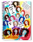 Resistance  Spiral Notebook