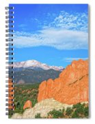 Resplendent In Every Respect Spiral Notebook