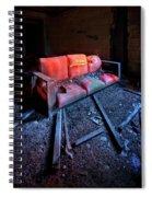 Rest In Pieces Spiral Notebook