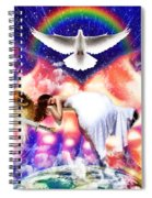 Rest In The Lord Spiral Notebook