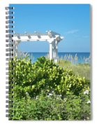 Restful Spiral Notebook