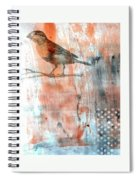 Restful Moment Spiral Notebook