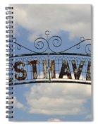 Resthaven Spiral Notebook