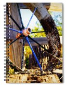 Resting And Rusting Spiral Notebook