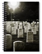 Resting Place Spiral Notebook