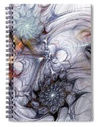 Restive Spiral Notebook