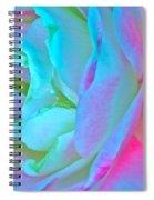 Restless Romantic Spiral Notebook