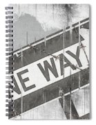 Restricted Spiral Notebook