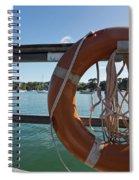 Restronguet Creek Life Saver Spiral Notebook