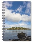 Restronguet Point Cornwall Spiral Notebook