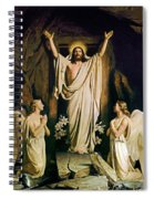 Resurrection Spiral Notebook