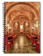 Resurrection Chapel Spiral Notebook