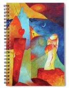 Resurrection Of The Magi Spiral Notebook