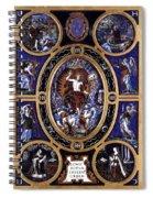 Resurrection Spiral Notebook