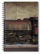Retired 2 Spiral Notebook