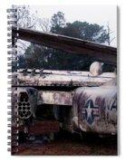 Retired Navy Spiral Notebook