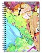 Retour Aux Sources Spiral Notebook