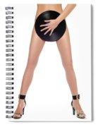 Retro Fashion Spiral Notebook