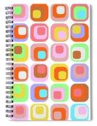 Retro K1 Spiral Notebook
