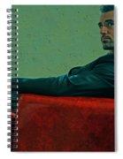 Retro Spiral Notebook