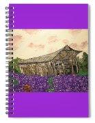 Return To Serenity Spiral Notebook