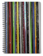 Return To The Classics Spiral Notebook