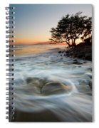 Return To The Sea Spiral Notebook