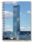 Revel Casino In Atlantic City, New Jersey Spiral Notebook