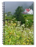 Revisiting A House Spiral Notebook