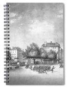 Revolution Of Geneva 1846 Place Bel-air Spiral Notebook