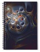 Revolver Spiral Notebook