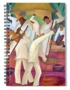 Revueltas: El Trapiche Spiral Notebook