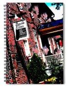 Reynolds Tavern Annapolis Spiral Notebook