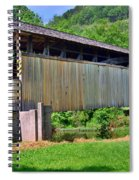 Claycomb Covered Bridge Spiral Notebook