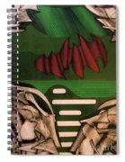 Rfb0110 Spiral Notebook