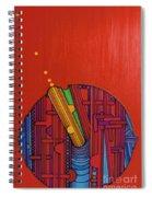 Rfb0302 Spiral Notebook