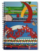 Rfb0403 Spiral Notebook