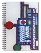 Rfb0414 Spiral Notebook