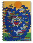 Rfb0419 Spiral Notebook