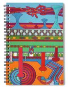 Rfb0427 Spiral Notebook