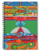 Rfb0428 Spiral Notebook