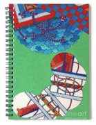 Rfb0429 Spiral Notebook