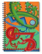 Rfb0430 Spiral Notebook