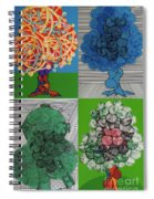 Rfb0502-0505 Spiral Notebook