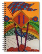 Rfb0506 Spiral Notebook