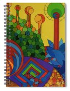 Rfb0509 Spiral Notebook