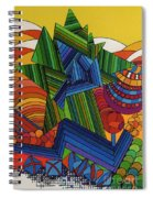Rfb0517 Spiral Notebook