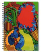 Rfb0527 Spiral Notebook
