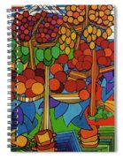 Rfb0528 Spiral Notebook